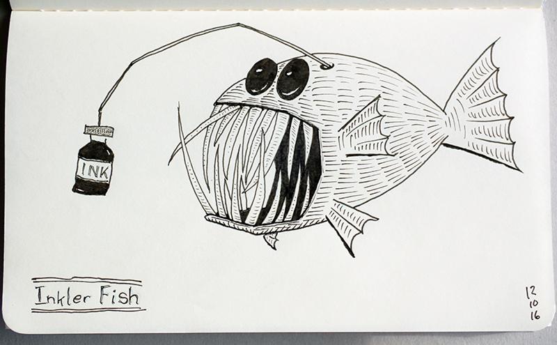 Inkler Fish
